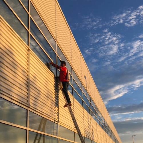 Mr. K's Window Cleaning